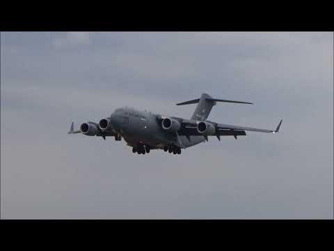 """Farnborough International Airshow - """"Fab Friday"""" - Friday 20th July 2018"""
