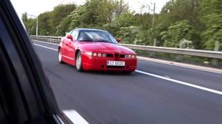 Alfa Romeo Zagato SZ - Motorway Pass