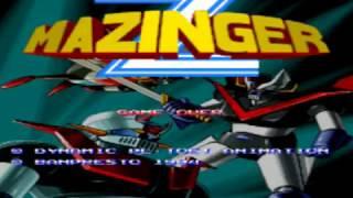 Mazinger Z (Critique Arcade)