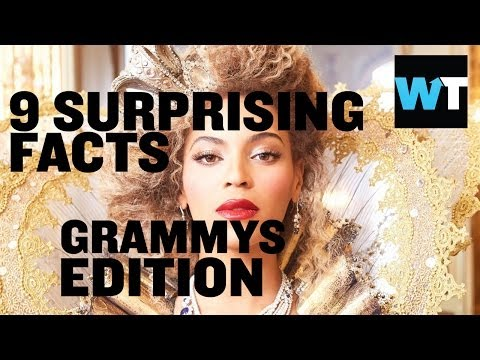 9 Surprising Facts About the Grammys | What's Trending Original