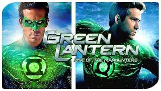 Green Lantern - Rise of the Manhunter Part 1 HD