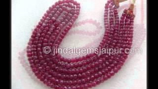 Ruby Gemstone Beads Wholesale