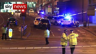 Manchester Arena attack inquiry: 'I thought suicide bomber, straight away'