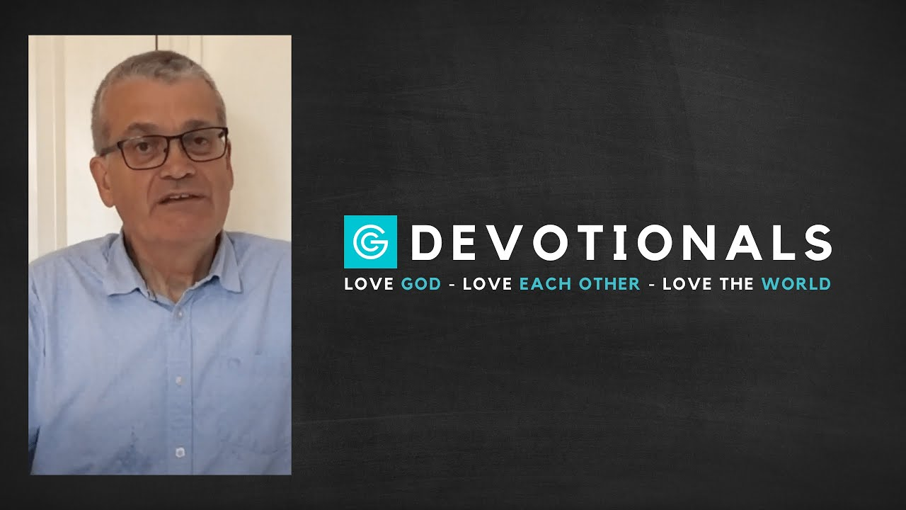 Devotional - Mark 8 with Paul