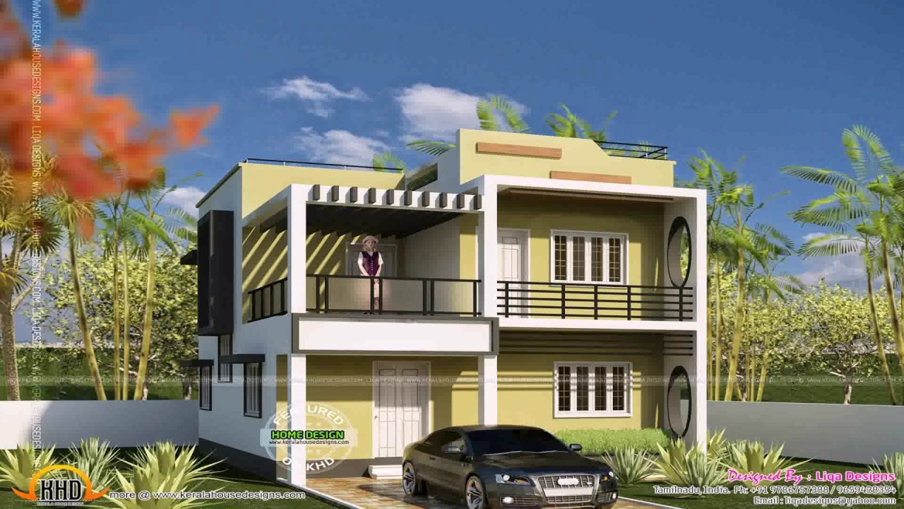 south indian home architecture design youtube