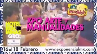 EXPO ARTE Y MANUALIDADES QUERÉTARO