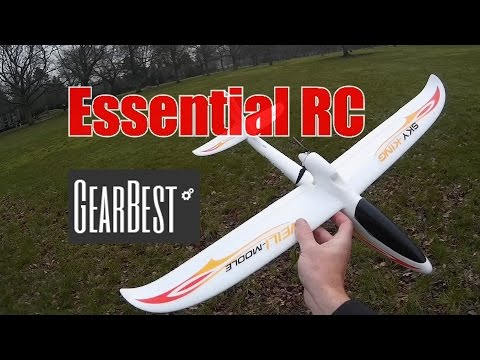 ESSENTIAL RC FLIGHT TEST: F959 Sky King (GearBest.COM)