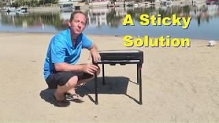 BeanBagglz   Sticky Solution