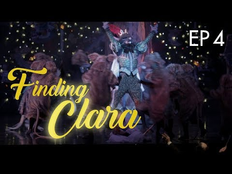 THE PERFORMANCE - FINDING CLARA - EP 4 - NUTCRACKER 💗 JUSTICE