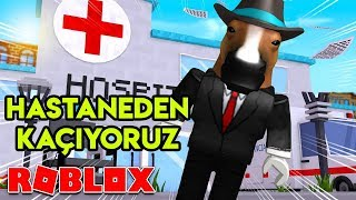 🏥 We're Running Away from The Hospital 🏥 | Escape Hospital Obby | Roblox English