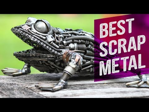 Scrap Metal turned into Art (best-of)