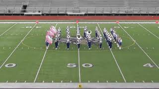 Gambar cover Buna High School Band 2018 - UIL Region 10 Marching Contest