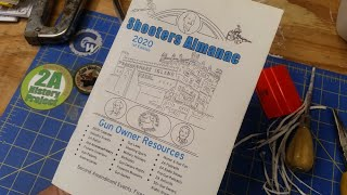 Shooters Almanac 1st Edition Handcrafted - Available on eBay