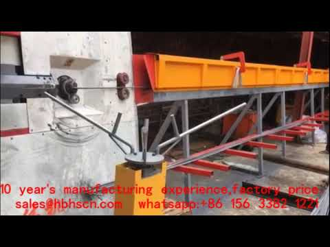 Automatic Rebar Hoop Bending Machines