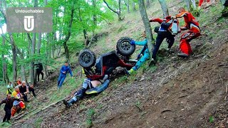 Battle Of The Titans - First Hill First Rollover ❌ Miercurea Sibiului ❌ 😱