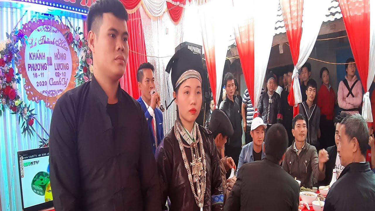 Đám Cưới Dân Tộc Nùng Phong Tục Ẩm Thực. Nùng Bắc Quang Hà Giang