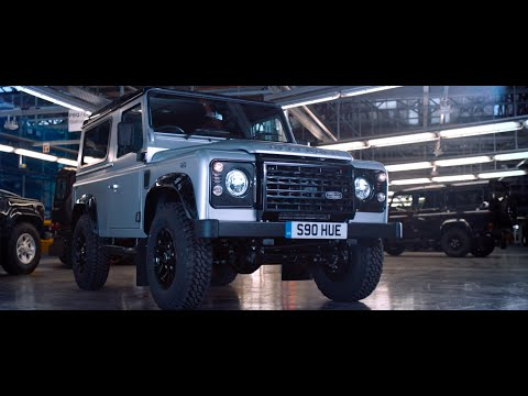 Building the 2,000,000th Defender