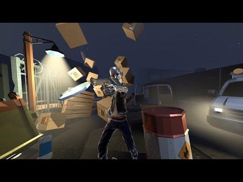 Time Hacker - Trailer [PC VR]