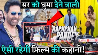 Full Madness Story Is Akshay Kumar's Bachchan Pandey