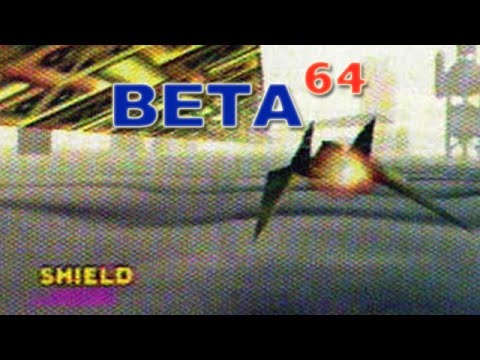 Beta64 - Star Fox 64