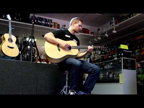 Oregon Breedlove Acoustic Guitar Review | Music World