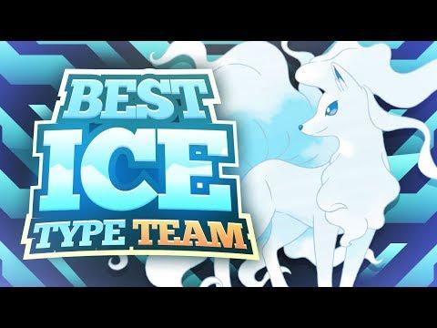 Best ICE Type Pokemon Team