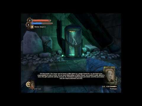 Bioshock 2: Gil Alexander - Audio Diaries