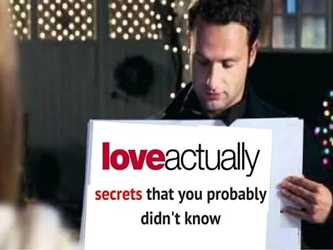 37 Love Actually film secrets you probably didn't know