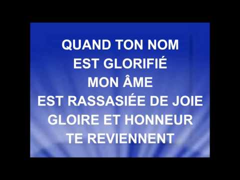 GLOIRE ET HONNEUR - Paul Baloche