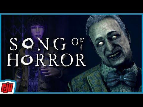 Song Of Horror Part 5 | Episode 2 Ending | Horror Game | PC Gameplay | Full Walkthrough