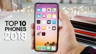 Top 10 Phones - Top 10 Upcoming Smartphones 2018