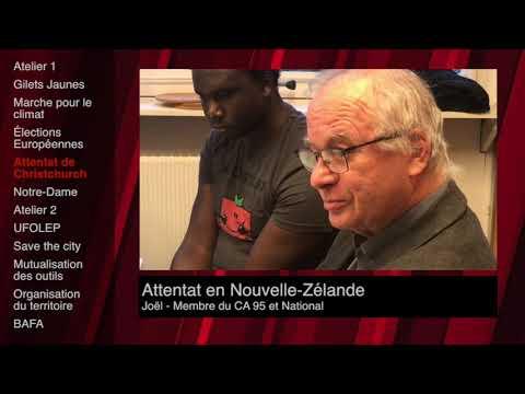 """Congrès 2019 """"la Ligue, un acteur politique ?!"""""""