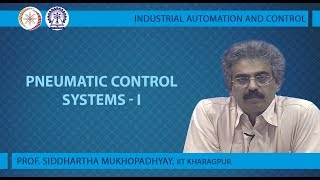 Pneumatic Control Systems - I