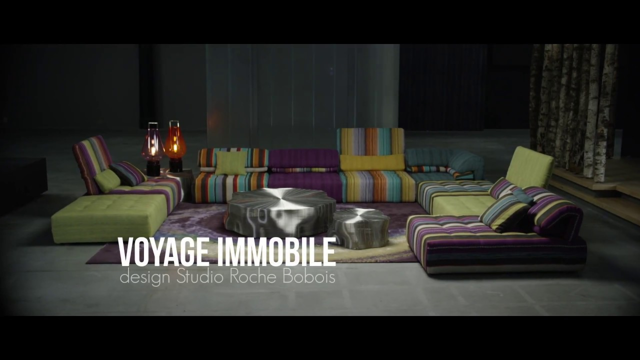 canap composable par l ments voyage immobile youtube. Black Bedroom Furniture Sets. Home Design Ideas