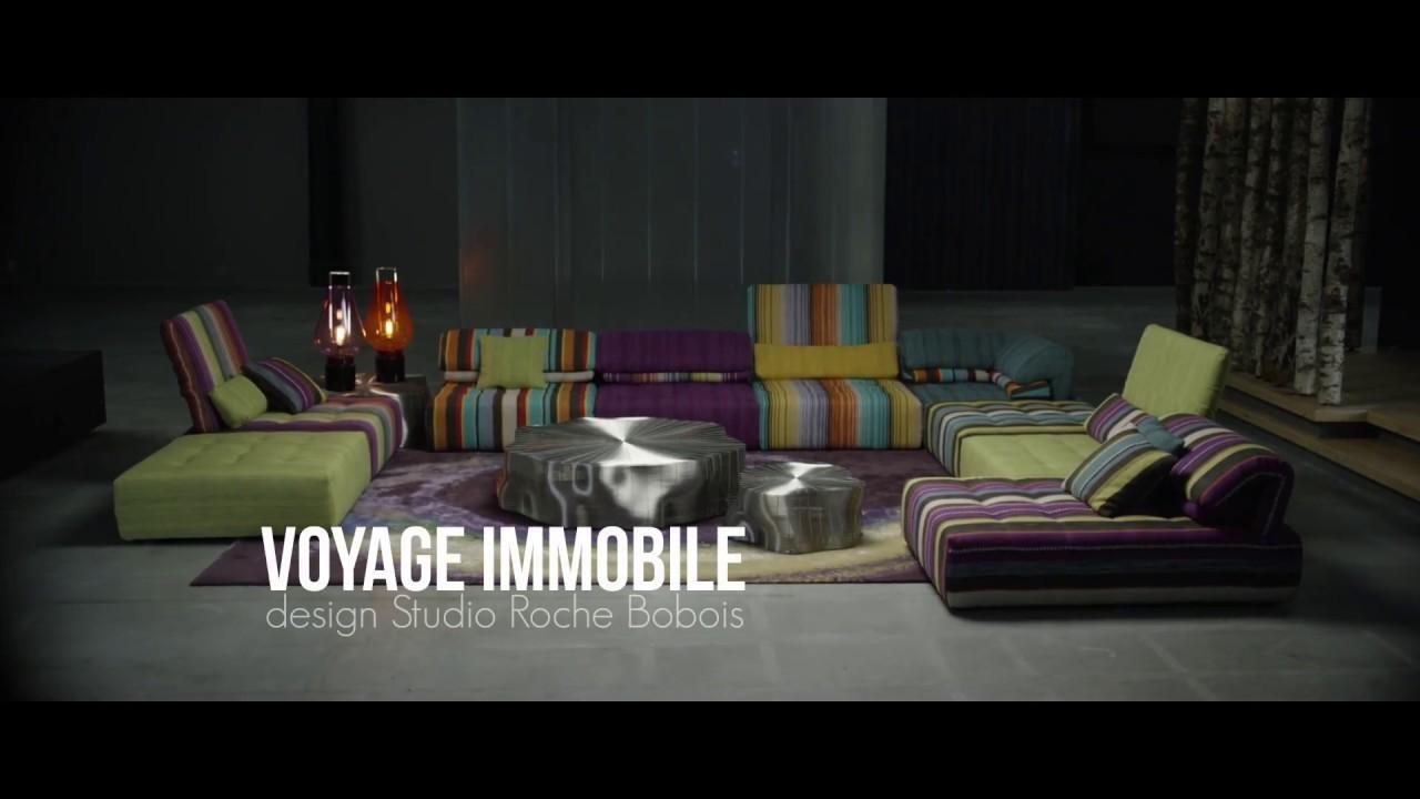 Canapé Composable Par éléments Voyage Immobile