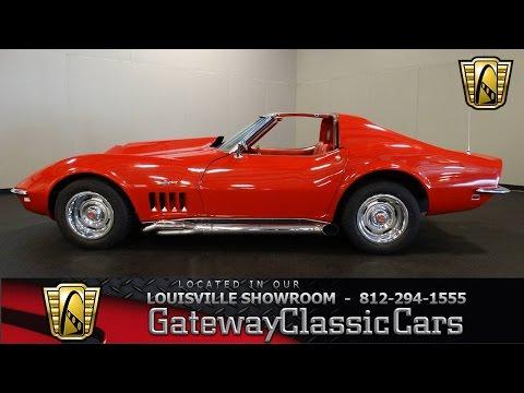 1968 Chevrolet Corvette - Louisville Showroom - Stock # 1516