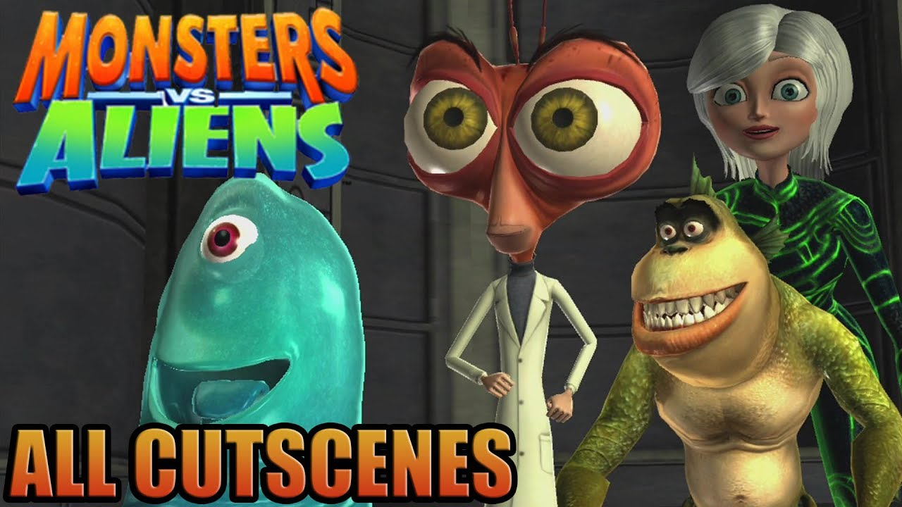 aliens Monsters vs