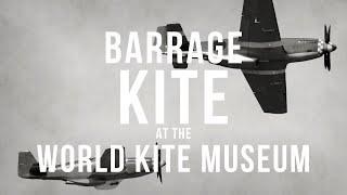 Barrage Kite - World Kite Museum