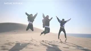 [네이처리퍼블릭] EXO 첸백시 여행 필수품! 보송 선스틱