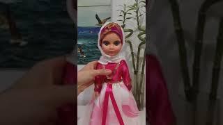 Кукла читает 99 Имен Аллаха(, 2018-02-05T14:59:02.000Z)