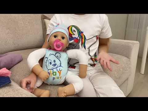ЗУБКИ растут ! Новый малыш Алисы ! New Milk Teeth 🦷 Baby Chu Chu !