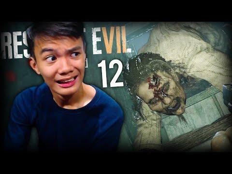 NAKAKADIRI!!   Resident Evil 7 (Biohazard) - Part 12  