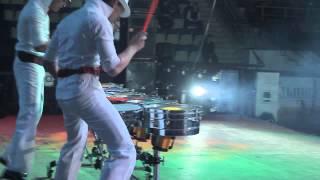 Шоу барабанщиков, барабанное шоу Hammers - ЛАТИНА(Основоположник барабанного шоу в России - барабанное шоу Хаммерс (