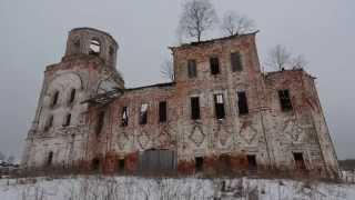 Затопленные святыни Руси