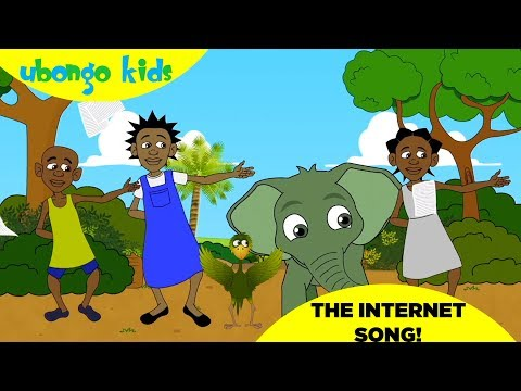 Sing The Internet Song And More With Ubongo Kids | African Educational Cartoons