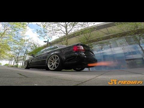 Hannover Hardcore RS4 Limo filmed by JTmedia from Finnland!!! 2015 Teaser