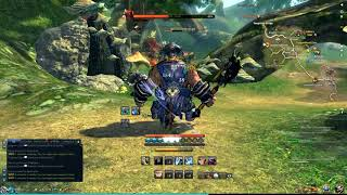 Blade And Soul Thai - Assassin Stealth Training (Another Ping & FPS Test)