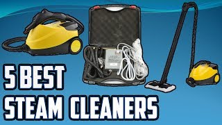 5 Best Steam Cleaners