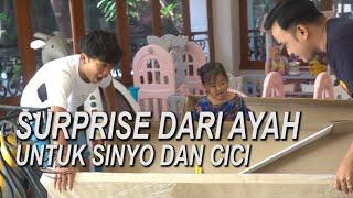 The Onsu Family - Surprise dari Ayah untuk Sinyo dan Cici