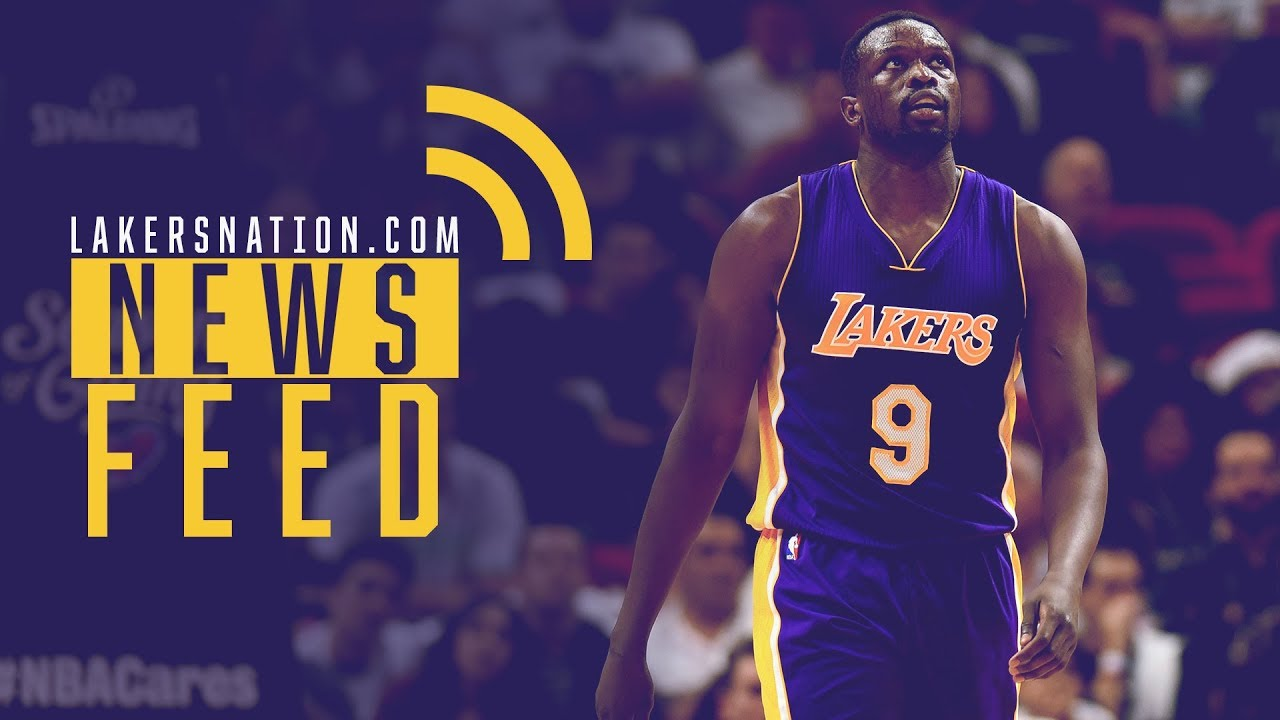 Lakers Feed Luol Deng Wants Out We Explain How It Can Happen